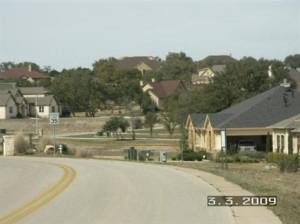 Rim Rock subdivision