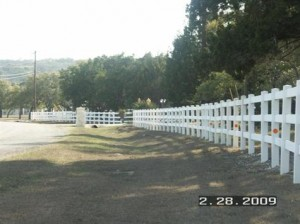 Saddleridge subdivision in Wimberley