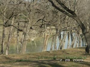 Southriver subdivision Blanco River