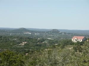 Wimberley hills